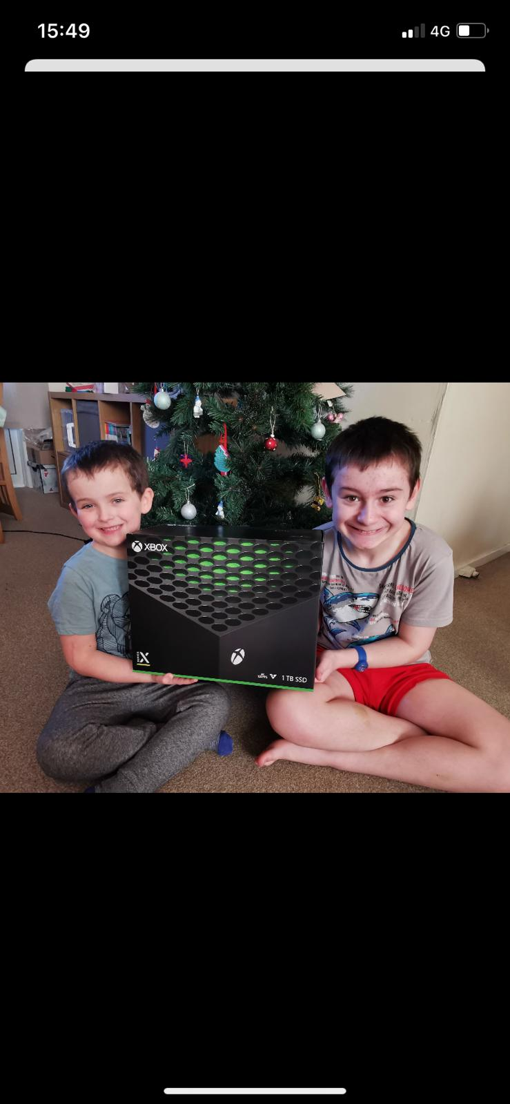 The All New Xbox Series X