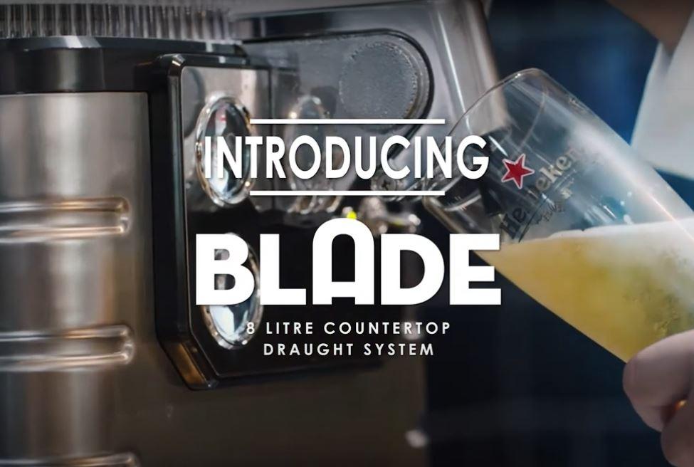Blade Birra Moretti Starter Pack